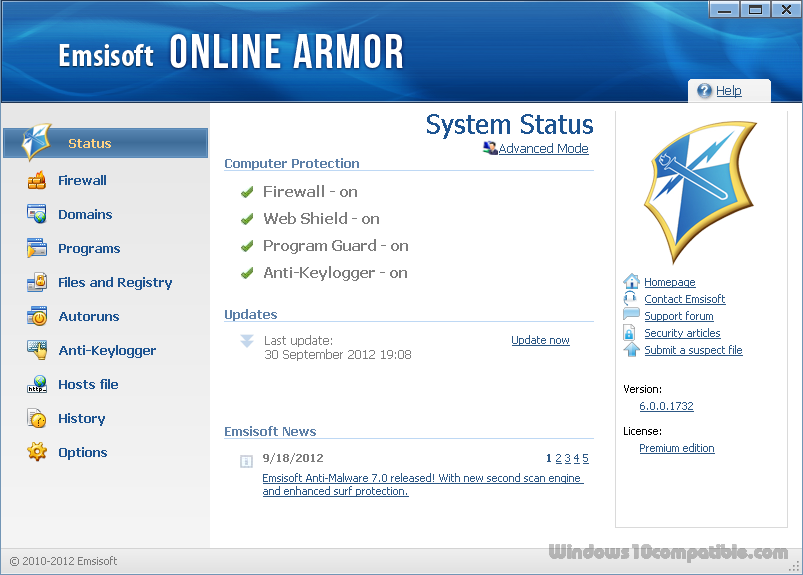Online armor personal firewall wikiwand.